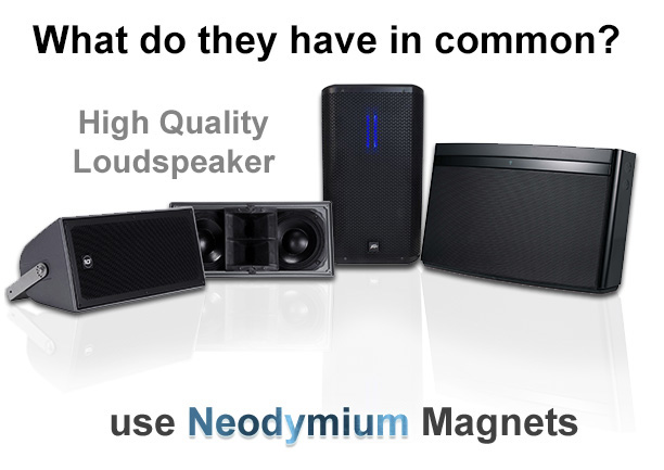 ideal magnet solutions neodymium speakers